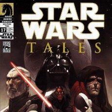 Cómics: STAR WARS TALES #17, DARK HORSE, 2.003. USA.. Lote 192233538