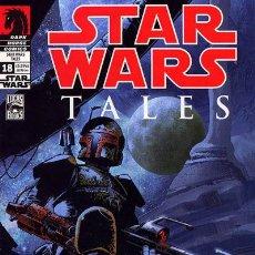 Cómics: STAR WARS TALES #18, DARK HORSE, 2.003. USA.. Lote 192233782