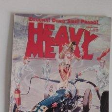 Cómics: HEAVY METAL MATURE ILLUSTRATED FANTASY MAGAZINE. JANUARY 1993. Lote 192313741