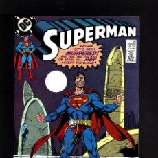 Cómics: SUPERMAN 29 - DC 1989 VFN- / JURGENS & BREEDING. Lote 192414485