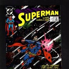 Cómics: SUPERMAN 30 - DC 1989 VFN / STERN & GAMMILL. Lote 192414602
