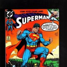 Cómics: SUPERMAN 31 - DC 1989 VFN+ / STERN & JANKE. Lote 192414710