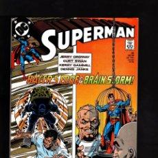 Cómics: SUPERMAN 35 - DC 1989 VFN / ORDWAY & SWAN. Lote 192415097