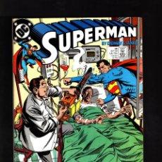 Cómics: SUPERMAN 36 - DC 1989 VFN+ / ORDWAY & JANKE. Lote 192415190