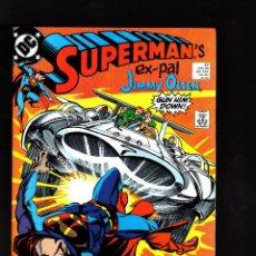 Cómics: SUPERMAN 37 - DC 1989 VFN / ORDWAY & JANKE / SUPERMAN'S EX-PAL JIMMY OLSEN. Lote 192415301