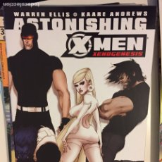 Comics: ASTONISHING X-MEN XENOGENESIS #1 (2010) ELLIS ANDREWS VF. Lote 192561856