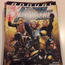 Comics: THE NEW AVENGERS (VOL.1) ANNUAL #2 (2010) BENDIS CHEUNG. Lote 192812541