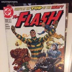 Comics: FLASH (VOL.2) #222 (2005) JOHNS PORTER FN. Lote 192892360