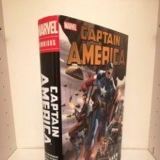 Cómics: CAPTAIN AMERICA BY ED BRUBAKER OMNIBUS VOLUME 1 HC: V. 1 CAPITAN AMERICA (INGLÉS) TAPA DURA. Lote 193367996