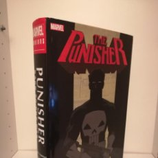 Cómics: THE PUNISHER: BACK TO THE WAR OMNIBUS HC (INGLÉS) TAPA DURA. Lote 193370396
