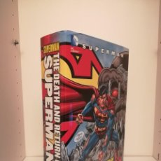 Cómics: SUPERMAN THE DEATH AND RETURN OF SUPERMAN OMNIBUS HC (INGLÉS). Lote 193372005
