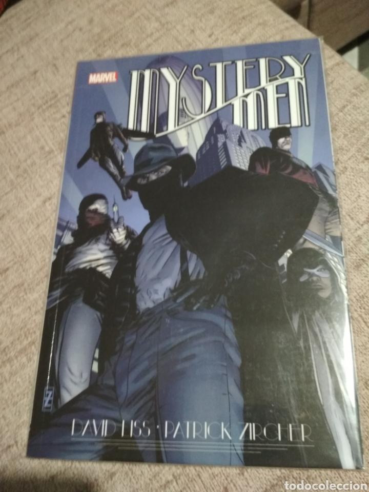 MYSTERY MEN (Tebeos y Comics - Comics Lengua Extranjera - Comics USA)