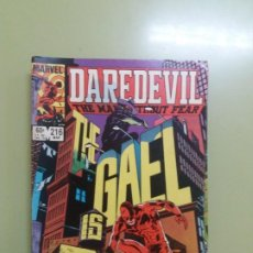 Cómics: DAREDEVIL MARVEL. Nº 216. 1985. Lote 193371788