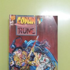 Cómics: CONAN VS RUNE. Nº 1 1995. MARVEL. Lote 193371871
