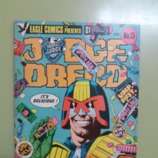 Cómics: JUDGE DREDD. EAGLE COMICS Nº 15. 1985. Lote 193372253