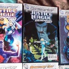 Cómics: JUSTICE LEAGUE, GENERATION LOST. SERIE COMPLETA. Lote 194149435