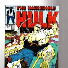 Cómics: INCREDIBLE HULK 348 - MARVEL 1988 VFN/NM / PETER DAVID. Lote 194211840