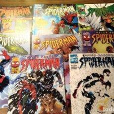 Cómics: LOTE 8 COMICS USA SPIDERMAN. 1997-1998. MARVEL COMICS. PETER PARKER, SPECTACULAR, SENSATIONAL,. Lote 194218012