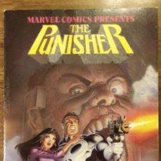 Cómics: THE PUNISHER: CIRCLE OF BLOOD. STEVEN GRANT, MIKE ZECK & JOHN BEATTY. 1988 MARVEL COMICS.. Lote 194219408