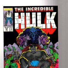 Cómics: INCREDIBLE HULK 351 - MARVEL 1988 VFN+ / PETER DAVID. Lote 194234705
