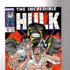 Cómics: INCREDIBLE HULK 353 - MARVEL 1988 VFN+ / PETER DAVID. Lote 194234993
