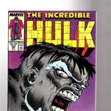 Cómics: INCREDIBLE HULK 354 - MARVEL 1988 VFN+ / PETER DAVID. Lote 194235138