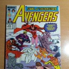 Comics : AVENGERS. MARVEL Nº 312 1989. Lote 193359591