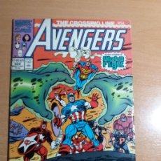 Comics : AVENGERS. THE CROSSING LINE. Nº 324 1990. Lote 193360506