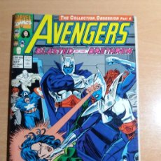 Comics : AVENGERS. THE COLLECTIO. OBSESSION PART 4 Nº 337 1991. Lote 193361655