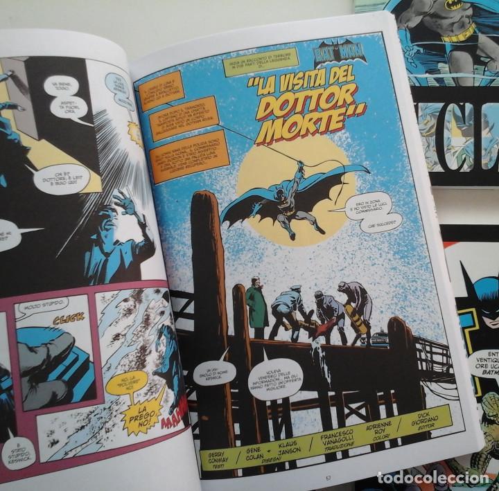 Cómics: Batman Classic volumenes 10 al 15. Con el Batman de los 80: Gene Colan, Don Newton, etc.Italiano - Foto 2 - 194265047