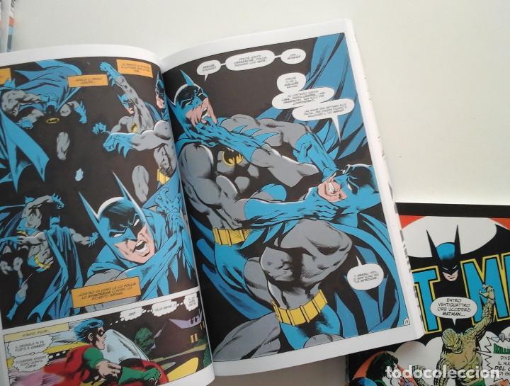 Cómics: Batman Classic volumenes 10 al 15. Con el Batman de los 80: Gene Colan, Don Newton, etc.Italiano - Foto 5 - 194265047