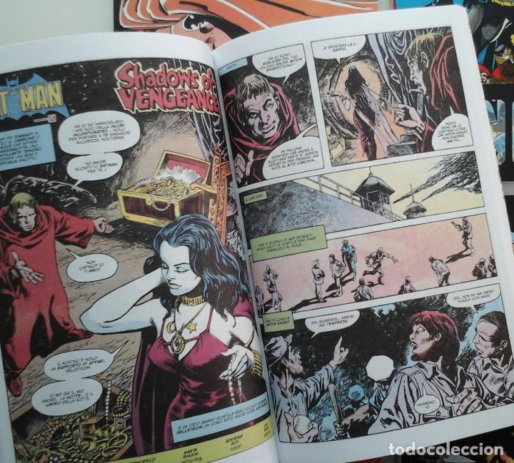 Cómics: Batman Classic volumenes 20 al 25. Con el Batman de los 80: Gene Colan, Don Newton, etc.Italiano - Foto 2 - 194265792