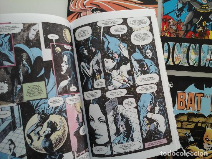 Cómics: Batman Classic volumenes 20 al 25. Con el Batman de los 80: Gene Colan, Don Newton, etc.Italiano - Foto 3 - 194265792