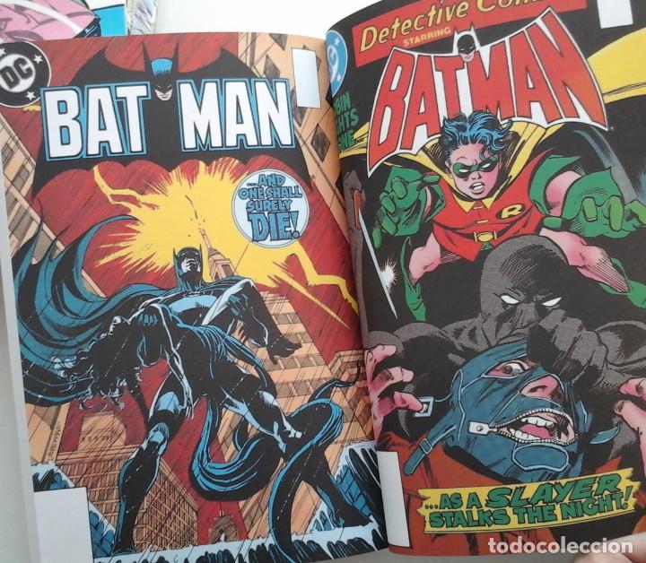 Cómics: Batman Classic volumenes 20 al 25. Con el Batman de los 80: Gene Colan, Don Newton, etc.Italiano - Foto 4 - 194265792