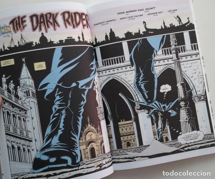 Cómics: Batman Classic volumenes 20 al 25. Con el Batman de los 80: Gene Colan, Don Newton, etc.Italiano - Foto 5 - 194265792