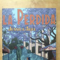 Cómics: LA PERDIDA DE JESSICA ABEL -INGLÉS-. Lote 194344683