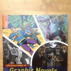 Cómics: ROUGH GUIDE TO GRAPHIC NOVELS - INGLÉS. Lote 194345712