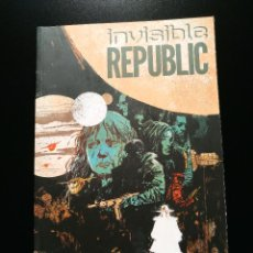 Cómics: INVISIBLE REPUBLIC TPB 2 - GABRIEL HARDMAN. Lote 194364246