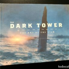 Cómics: THE DARK TOWER THE ART OF THE FILM - INGLÉS - LA TORRE OSCURA. Lote 194364343
