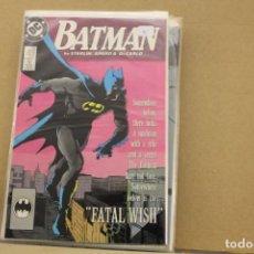 Cómics: BATMAN 430 VOL. 1 DC COMIC USA. Lote 194640602