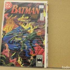 Cómics: BATMAN 432 VOL. 1 DC COMIC USA. Lote 194640847