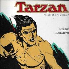 Cómics: TARZAN. SEIGNEU DE LA JUNGLE. EDITIONS AZUR CLAUDE OFFENSTADT 1967 (FRANCÉS). Lote 194681708