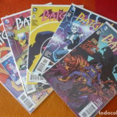 Cómics: BATGIRL NºS 39, 40, 41, 42 Y 43 THE NEW 52 ( STEWART ) ( EN INGLES ) ¡MUY BUEN ESTADO! DC USA 2015. Lote 194782082