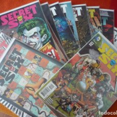 Cómics: SECRET SIX NºS 1 AL 14 ¡COMPLETA! THE NEW 52 ( SIMONE ) ( EN INGLES ) ¡MUY BUEN ESTADO! DC USA 2015. Lote 194863800