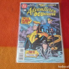 Cómics: ADVENTURES IN THE DC UNIVERSE 8 BLUE BEETLE BOOSTER GOLD ( EN INGLES ) ¡MUY BUEN ESTADO! DC USA 1997. Lote 194864173