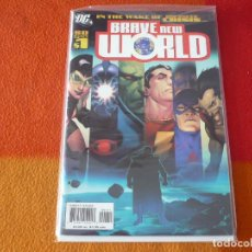 Cómics: BRAVE NEW WORLD Nº 1 ( EN INGLES ) ¡BUEN ESTADO! DC USA WAKE OF INFINITE CRISIS. Lote 194864391
