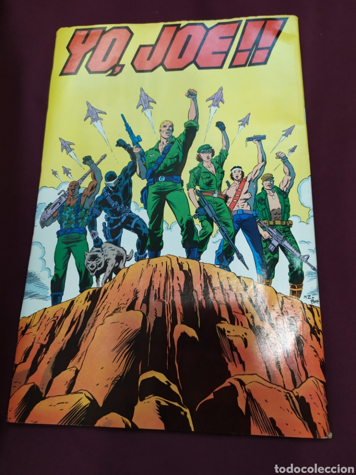 Cómics: G.I.JOE YEARBOOK - MARVEL. Vol 1 ,4 - Foto 2 - 194877340