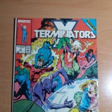 Cómics: X TERMINATORS MARVEL. Nº 3. 1988. . Lote 193370771