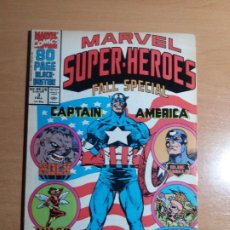Cómics: MARVEL SUPER-HEROES FALL SPECIAL Nº 3. 1990. Lote 193370872