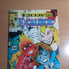 Cómics: INFERNO EXCALIBUR Nº 6. 1989. MARVEL. Lote 193371242
